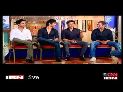 Idol Chat Rajeev Masand in conversation with Team 'Kai Po Che' Bollywood