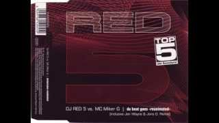 DJ RED 5 vs. MC Miker G - Da Beat Goes - Reanimated (inclusive Jan Wayne & Jens O. Remix) :)