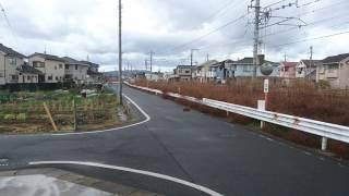 トワイライトエクスプレス 瑞風 西阿知駅〜倉敷駅