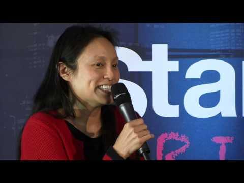 Susan Wu (Stripe) at Startup Grind Melbourne