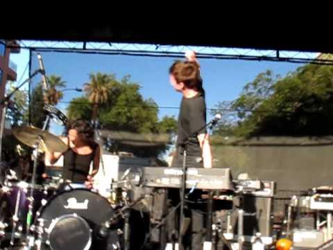 MATT AND KIM @ PASADENA MUSIC FESTIVAL- CUTDOWN
