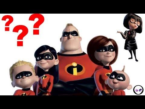תיאורית דיסני/פיקסאר מטורפת ! מיהו הגיבור האמיתי בסרט 'משפחת סופר-על' ?!