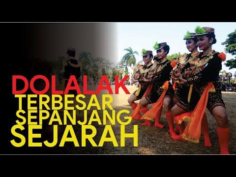 terbesar-sepanjang-sejarah-pagelaran-dolalak-massal-purworejo-2019