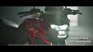Honda X Blade - Look Beyond