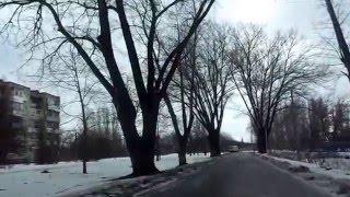 Город Балашов. Февраль, 2016. В рабочем городке...