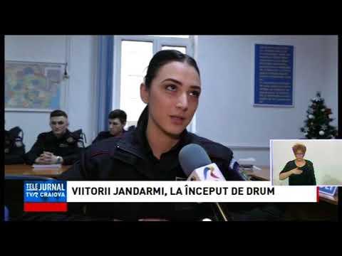 VIITORII JANDARMI, LA ÎNCEPUT DE DRUM