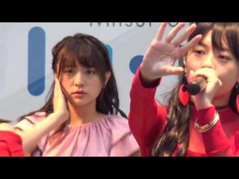 フェアリーズ ☆ Beat Generation 2017.06.18 ららぽーと新三郷 1530