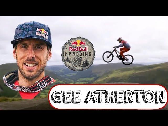 Gee Atherton Red Bull Hardline 2018 Zwyci?ski Przejazd