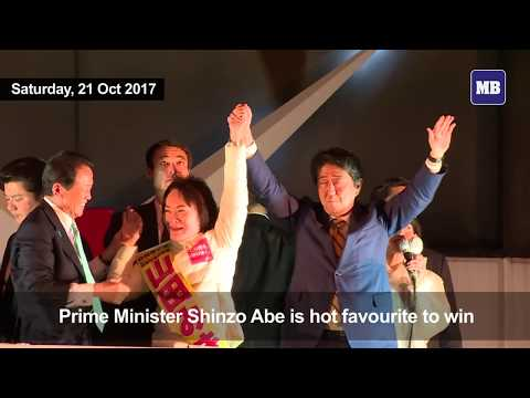 N. Korea and the economy high on agenda for voters in Japan