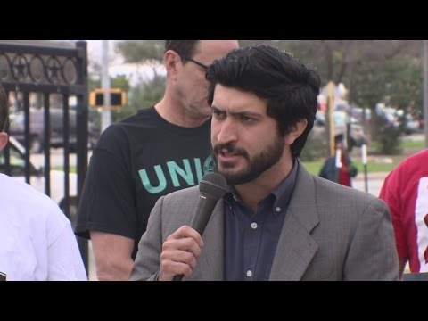Council Member Greg Casar says they will do everything they can to keep immigrants safe