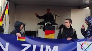 David Eckert (AfD): Rede gegen den UN-Migrationspakt (2018)