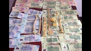 Ăn trộm vào nhà lấy 20 cây vàng như đi chợ