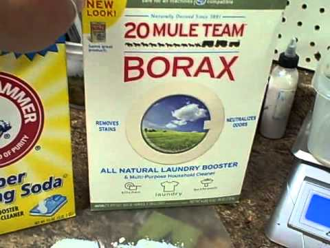 how to make laundry soap youtube
