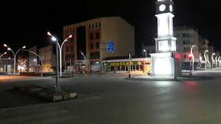 Tokat - Turhal gece