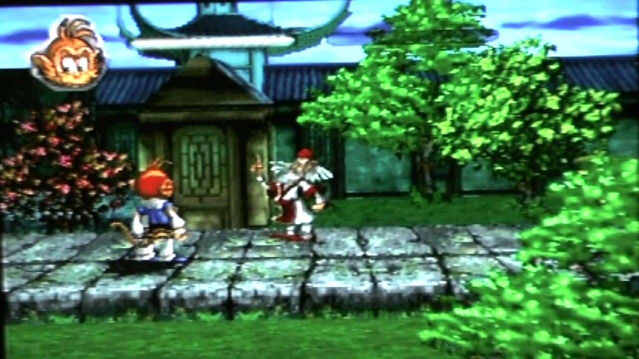 Nostalgic Playthroughs Monkey Magic Part 1 1 3 Youtube
