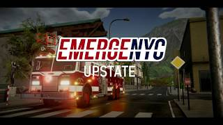EmergeNYC Upstate FIRST LOOK - Quint, Tanker, New Map & Forest Fires