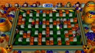 Bomberman Live Tournament Finals