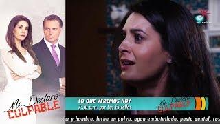 Me declaro culpable | Avance 14 de diciembre | Hoy - Televisa