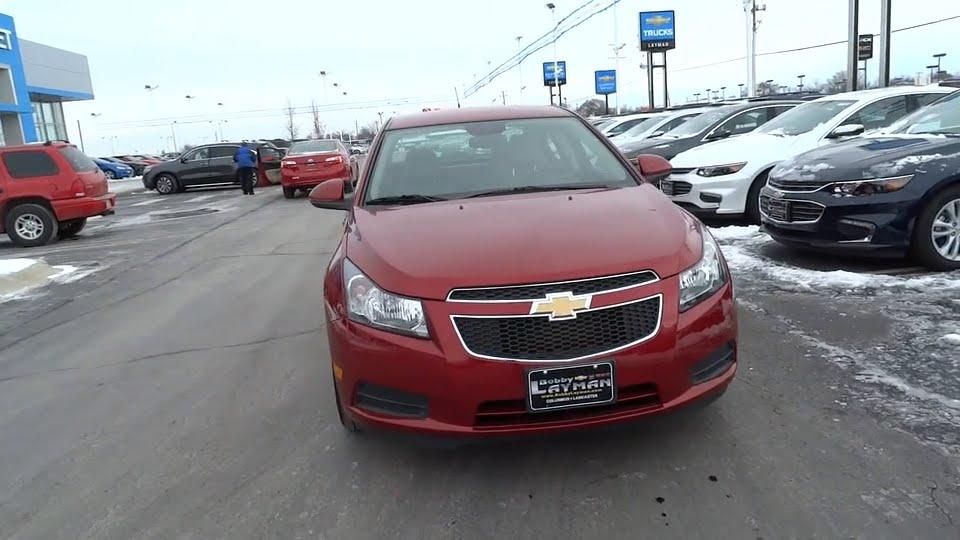 Bobby Layman Chevrolet >> 2014 Chevrolet Cruze Columbus, London, Springfield, Hilliard, Dublin, OH E77236168 - YouTube