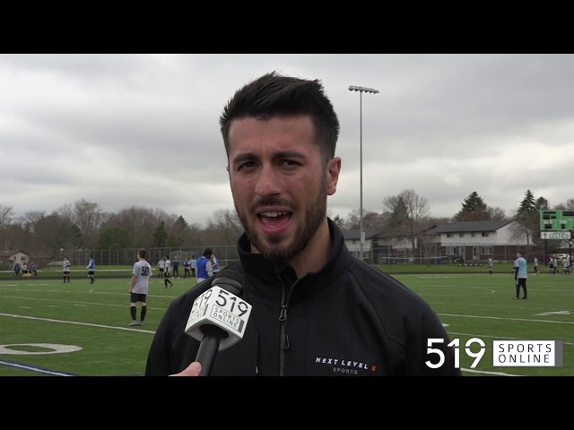 Berlin Football Academy holds 2nd annual University/College Combine