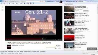 Antichrist-Vatican-UFO False Prophet Part 1