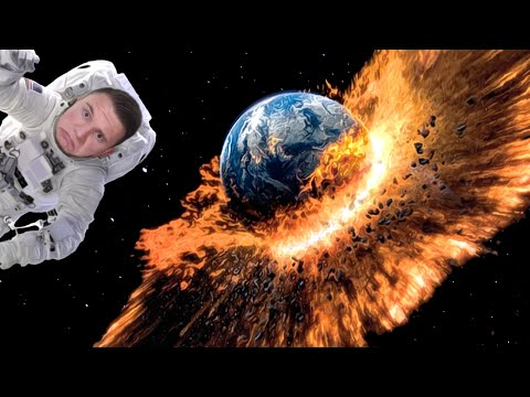 BLOWING UP EARTH!!! | Universe Sandbox #1