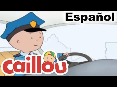 Caillou ESPAÑOL - Caillou El Paciente