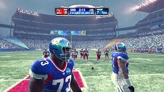 Madden NFL 09 NFL Pro Bowl Game AFC vs NFC