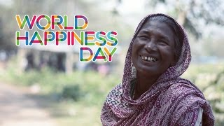 WORLD HAPPINESS DAY 2017 - Neon Aloy & Team Hattimatim