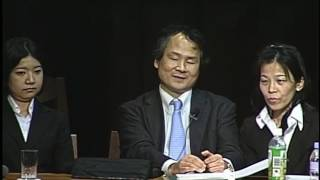 福島智「障害・コミュニケーション・社会」―公開講座「想像力」2012