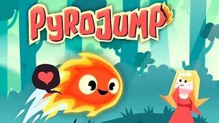 Pyro Jump - Pinpin Team Walkthrough