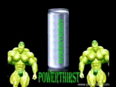 powerthirst commercial