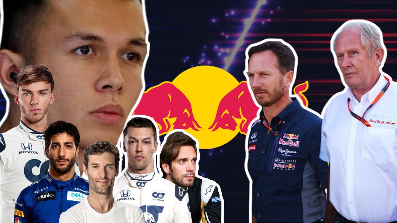 Hit 'Em Up [Red Bull Diss] (feat. Gasly, Webber, Kvyat, Albon, JEV)