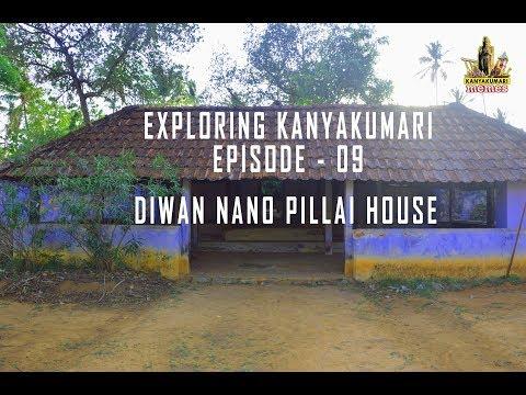 Exploring Kanyakumari Episode - 09   Diwan Nano Pillai   Kanyakumari memes   Vishnu Bharath