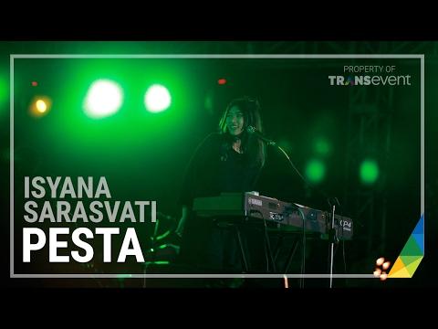 ISYANA SARASVATI - PESTA - NDF 2016