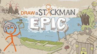 Draw a Stickman: EPIC - Рисованное Безумие