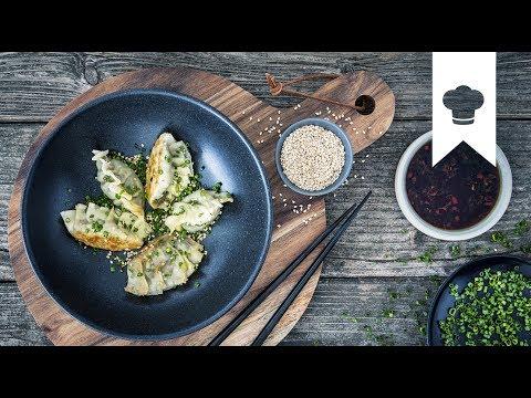 Gyoza mit Pilzfüllung | Rezept für die japanischen Teigtaschen | EDEKA