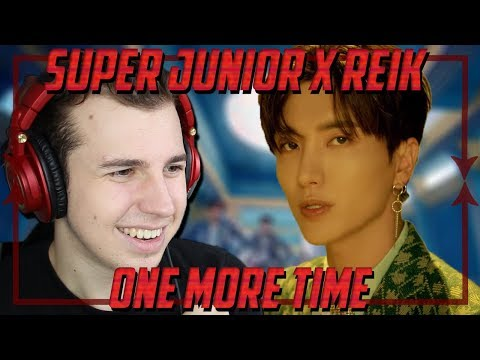 Music Critic Reacts to SUPER JUNIOR  X REIK - One More Time (Otra Vez)