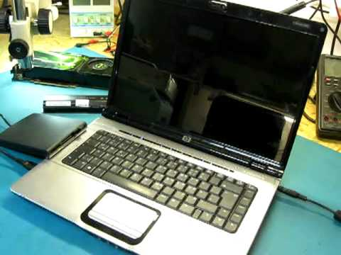 BIOS RECOVERY dla HP DV6000/DV9000