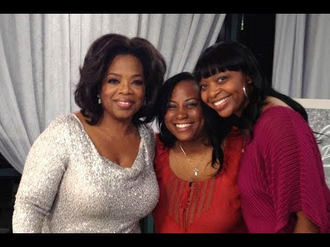 Quencie Talks to Oprah Winfrey & Gayle King