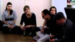 Fettes Brot - FBI-Treffen backstage in Hamburg