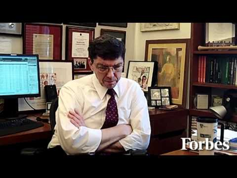 Clayton Christensen on his Parents