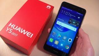 Огляд Huawei Y5 2017 (MYA-U29)