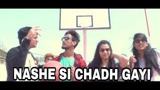 NASHE SI CHADH GAYI | RAHUL PATIDAR CHOREOGRAPHY | NRITYAM DANCE STUDII