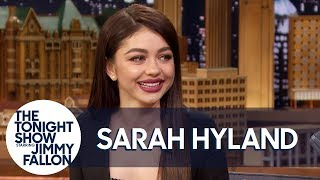 Jimmy Gushes over Sarah Hyland's
