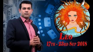 Leo September 2018 Horoscope