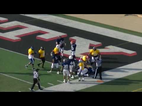 2017 College Gridiron Showcase Select Scrimmage (Wide Angle)