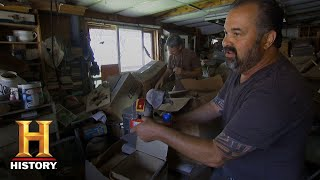 American Pickers: Frank Scores Two Maytag Motors and Dumbo (Season 18, Episode 3)   History