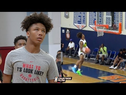 mikey-williams-vegas-highlights!-15-year-old-with-freak-athleticism!