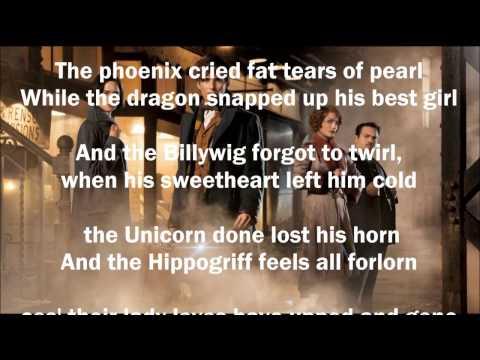 Blind Pig - Fantastic Beasts Soundtrack - EMMI (Lyrics)